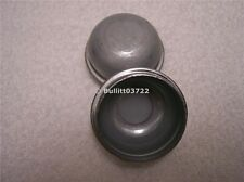 1971 1972 1973 FORD MUSTANG WHEEL HUB GREASE CAPS 2 PIECE SET