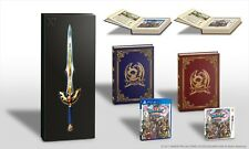 NEW Square Enix Dragon Quest XI double pack brave's sword box PS4 3DS F/S