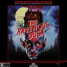 Apparition - The Ravenous Dusk CD Horror Soundtrack Vampire 80s John Carpenter