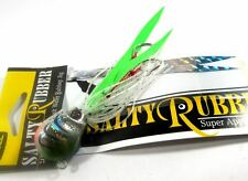 Yo Zuri Duel Salty Rubber Bottom Madai Snapper Jig 40 grams F848-WHMS (6130)