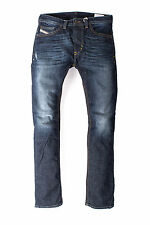MENS DIESEL THAVAR WASH 0RM31 Faded Skinny Jeans Denim W27 L32