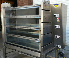 RADIANT2000 T5 Gas Chicken Rotisserie Warranty&trial includedExcellent Condition