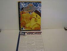 1996 WORLD SERIES PROGRAM YANKEES BRAVES Cw GAME NOTES