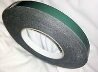 Double Sided Car Trim Moulding & Badge Logo Tape Strong Foam Adhesive 12mm x 10M