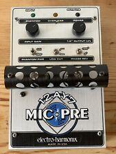 Electro Harmonix Mic Pre