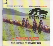 Karl Ernst Sasse - Der Scout / Präriejäger in Mexiko CD neu, OVP, DEFA-Kult Film