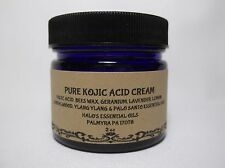 Pure Kojic Acid Skin Lightening Whitening Bleaching Cream 2 oz Fade Dark Spots