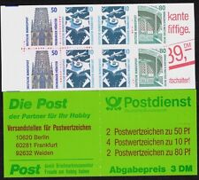 GERMANIA 1993 LIBRETTO   MH 29  NUOVO COMPLETO  MNH ** (7)