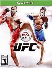 EA Sports UFC (Microsoft Xbox One, 2014)