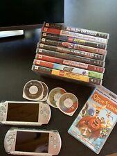 Sony PSP PlayStation Portable PSP-3001 Bundle