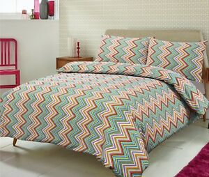 Queen Size Bed Covers Multicolored Quilt Covers Set With Pillowcases Bedding Set
