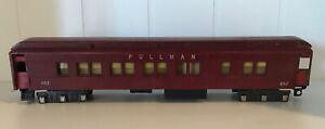 American Flyer Trains: Pullman Passenger Car
