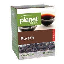 Planet Organic Pu-erh Herbal Tea x 25 Tea Bags