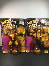 1997 WCW Figures - Lot Of 2 - Kevin Nash Scott Hall New
