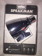 SPEAKMAN LUXURY HOTEL; ANYSTREAM 360 DEGREE CHROME NEW!!