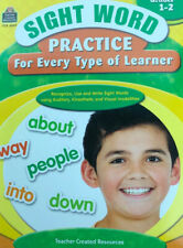Teacher Created Resources: Sight Word Practice for Every Type of Learner Grd 1-2