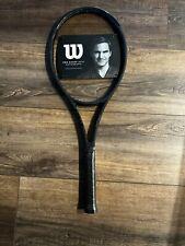 Wilson Pro Staff RF97 V13 Unstrung Tennis Racquet 4-1/4 Handle