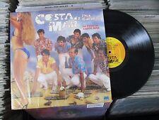 COSTA DE MAR DE PACO GODINEZ LA FIESTA DE COSTA MAR MEXICAN LP CUMBIA