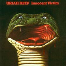 URIAH HEEP - INNOCENT VICTIM Inc Bonus Tracks (New & Sealed) CD CMACD 532 1997