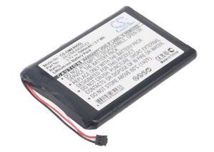 Battery for Garmin KE37BE49D0DX3 Edge 800 810 GPS Navigation CS-GME800SL 1000mAh