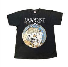 PARADISE LOST Tragic Idol 2012 European Tour T Shirt Size Large