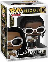 Migos Takeoff POP! Rocks #110 Vinyl Figur Funko