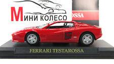 1/43 Ferrari Testarossa 1984 Ferrari Collection De Fabbri Altaya IXO