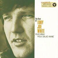 Tony Joe White - The Best Of Tony Joe White Featuring Polk Salad Annie [CD]