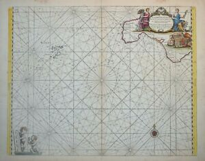 CORNWALL - LIZARD AND SCILLY ISLANDS BY CAPTAIN GRENVILLE COLLINS, CIRCA 1750.