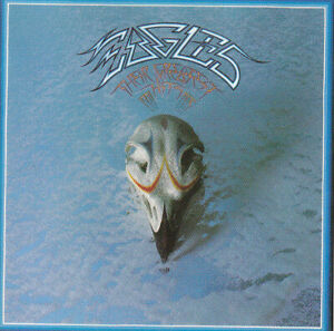 Eagles: [Made in USA 198?] Their Greatest Hits 1971 -1975          CD