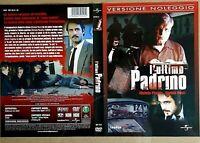 L'ULTIMO PADRINO (2008) Miniserie Tv diretta da Marco Risi - DVD USATO UNIVERSAL