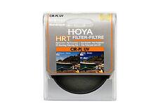 Hoya HRT 62mm Circular Polarizing + UV Filter, London