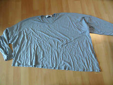 TARA weites asymetrisches Zipfelshirt hellblau EG TOP HMI116
