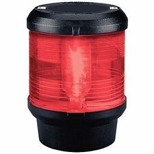 Aqua Signal Series 40 Standard All Round Red Ped Navigation Light 12v / 25w