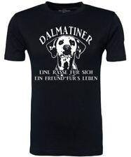 Dalmatiner Hund Tierfreunde Hunde T-Shirt Funshirt Hundesport s-xxxxl