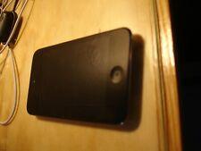 Apple iPod 4th GENERATION 8 GB Black IPOD. READ