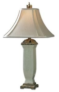Uttermost 26625 Reynosa Porcelain Table Lamp