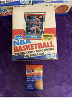 HUGE NBA WAX PACK LOT (1) WAX PACK FROM 1970s To 1995! READ! AWESOME DEAL!!