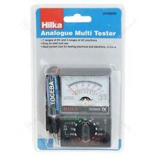 Hilka tascabile analogico Multi Meter MULTI TESTER MULTIMETRO MULTITESTER 055