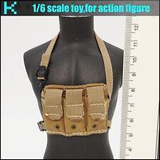"MUCP001 military chest rig #1 use with 3.75/"" GI Joe//Marvel//MTF figure"