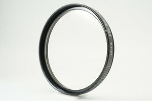 [Exc 5+] Leica E55 UVA 55mm 13373 UV Filter from Japan #282D