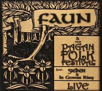 FAUN - FAUN & THE PAGAN FOLK FESTIVAL -  (LIVE (DIGI)  CD NEW+