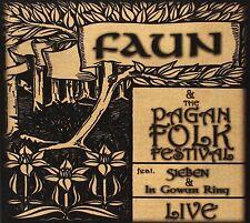 FAUN - FAUN & THE PAGAN FOLK FESTIVAL -  (LIVE (DIGI)  CD NEW+