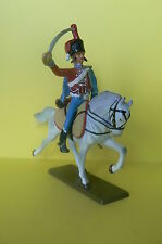 SOLDAT  DE COLLECTION : STARLUX GLORIEUX CAVALIERS DE NAPOLEON : HUSSARD
