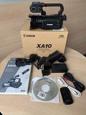Canon XA10 64 GB Camcorder