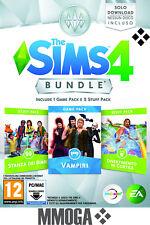 Los Sims 4 Colección: Vampiri, Cuarto de niños y Diversión en el patio - PC EA