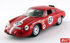 1:43 Porsche 356B Abarth Muller Rossfeld 1963 1/43 • BEST BEST9634