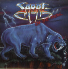 Sabre - On the Prowl Canada Metal 80´s Remaster RARE!