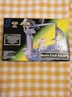 Star Wars Power Of The Force Death Star Escape - Kenner