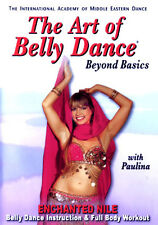 Enchanted Nile -Learn How to Belly Dance for Beginners DVD Video